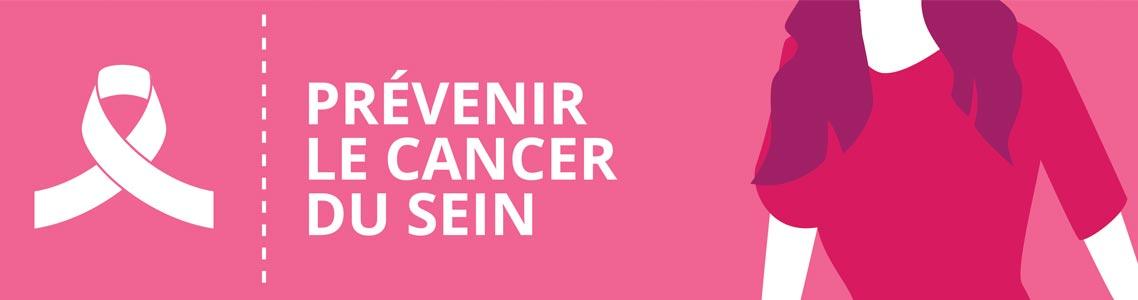 Prévenir le risque de survenue du Cancer du Sein